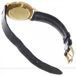 Rolex Off-White 18K Yellow Gold Cellini Men's Wristwatch 32MM