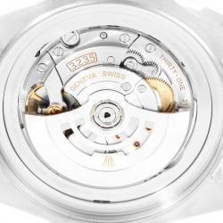Rolex Black Stainless Steel Seadweller Deepsea 126660 Men's Wristwatch 44 MM