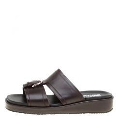 61ff3dba9ffe Buy Pre-Loved Authentic Salvatore Ferragamo Sandals for Men Online