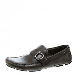 059943dc22c6 Buy Authentic Pre-Loved Salvatore Ferragamo Shoes for Men Online