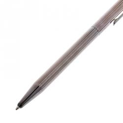 S.T. Dupont Classique Lines Grey Slim Ballpoint Pen