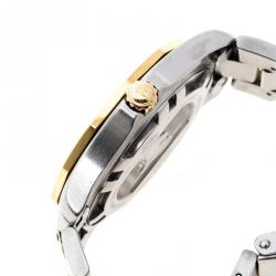 Tag Heuer Blue Two-tone Stainless Steel Aquaracer WAB1120 Men's Wristwatch 39 mm