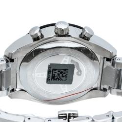 Tissot Silver Stainless Steel PRS 516 Men's Wristwatch 42 mm