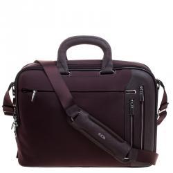 a4127bc831f8 Buy Louis Vuitton Black Taiga Leather Odessa Computer Case Bag 79987 ...