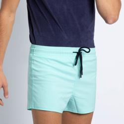 Vilebrequin Blue Plain Swim Shorts L (Available for UAE Customers Only)
