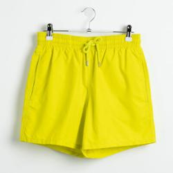Vilebrequin Yellow Moorea Solid Swim Trunks M (Available for UAE Customers Only)