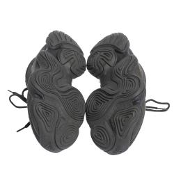 Yeezy x Adidas Grey Suede And Mesh Yeezy 500 Utility Sneakers Size 41.5