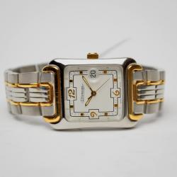 Christiano Domani SS 18K Gold Plated Unisex Wristwatch