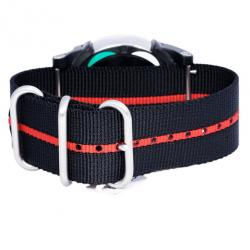 CT Scuderia Red Stainless Steel CS10106 Men's Wristwatch 46MM