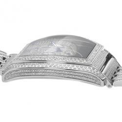 Elini Chronograph Swiss Movement Diamond Mens Watch