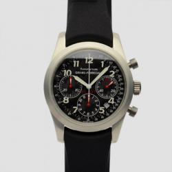 Girard Perregaux F1047 Aluminum Chronograph Mens Wristwatch 42 MM