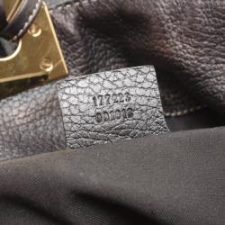 Gucci Limited Edition Large Blue Bell Indy Bag