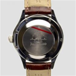 JeanRichard Moon Phase Display SS Mens Wristwatch 40 MM