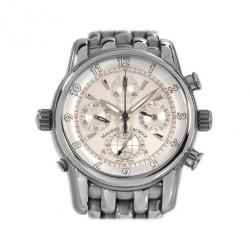 Maurice Lacroix Swiss Automatic Movement Men's Wristwatch