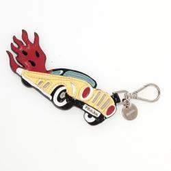 Prada Car Keychain