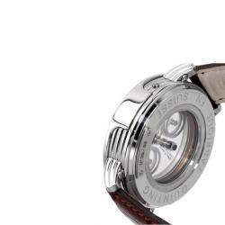 Quinting Chronograph Swiss Movement Mens Wristwatch