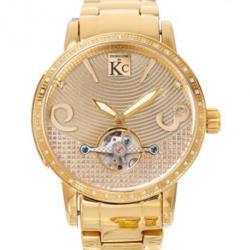 Techno Com Automatic Movement Diamond Men's Wristwatch