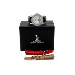 Techno Com Automatic Movement Diamond Mens Wristwatch
