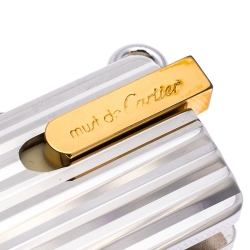 Cartier Two Tone Pocket Knife