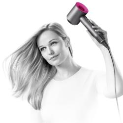 Dyson Supersonic™ Hair Dryer,Iron/Fuchsia (Available for UAE Customers Only)