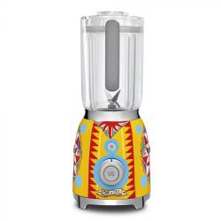 Smeg x Dolce & Gabbana Blender, Sicily Is My Love Style, 1.5 L BPA-free Tritan Jug,Multicolour (Available for UAE Customers Only)