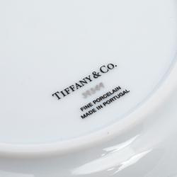 Tiffany & Co. Mint Green Porcelain Mini Ashtray