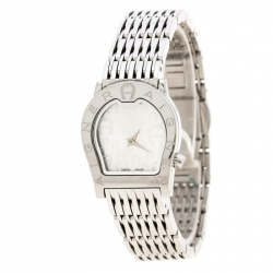 f62a9cd47 Aigner Silver Stainless Steel Ravenna Nuovo A25200 Women's Wristwatch 24 mm