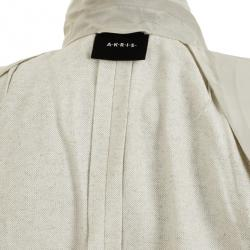 Akris Beige Linen Suit