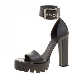 5b28697ad7 Buy Pre-Loved Authentic Alexander McQueen Sandals for Women Online   TLC