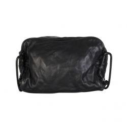 Alexander Wang Black Leather Brenda Shoulder Bag