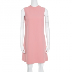 21b263be1a Alice + Olivia Dusty Pink Sleeveless Mini Coley Dress M