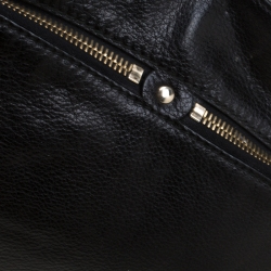 Bally Black Leather Tote