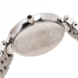 Balmain White Mother of Pearl Stainless Steel Haute Elegance B8071.33.83 Women's Wristwatch 27MM