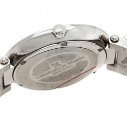 Bernhard H. Mayer Silver Stainless Steel Aurora Women's Wristwatch 40 mm