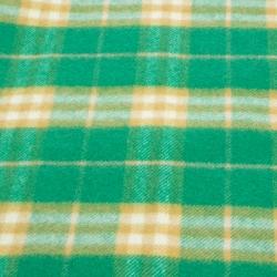 Burberry Tourmaline Green Vintage Check Cashmere Scarf