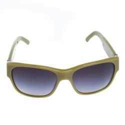 Burberry Olive Green Gradient B4104 Sunglasses
