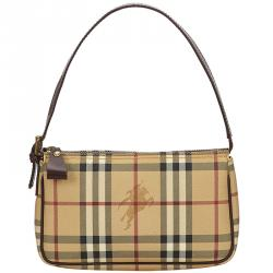 a38126ea458a Buy Pre-Loved Authentic Burberry Shoulder Bags for Women Online