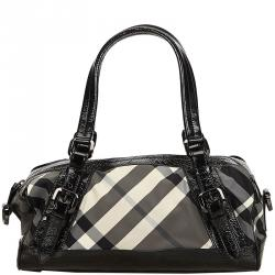 bbf96a6e2552 Buy Authentic Pre-Loved Burberry Handbags for Women Online