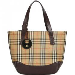 f9ff16dd6f34 Buy Pre-Loved Authentic Burberry Totes for Women Online
