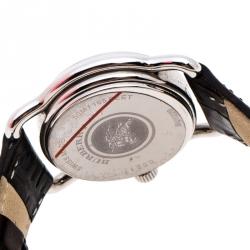 Burberry Silver Stainless Steel BU1220 Women's Wristwatch 25 MM