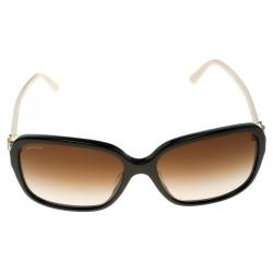 Bvlgari Metallic Brown/Beige 8150-B Square Sunglasses