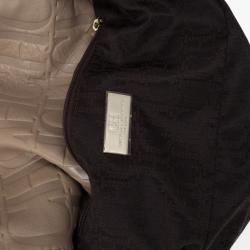 Carolina Herrera New Baltazar Beige Flap Bag