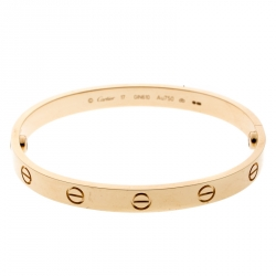 51743240f18 Buy Pre-Loved Authentic Cartier Bracelets for Women Online
