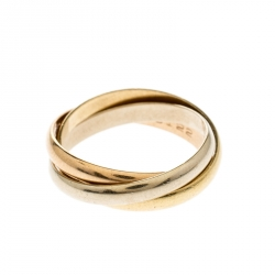 2872497fd6660 Buy Pre-Loved Authentic Cartier Rings for Women Online | TLC