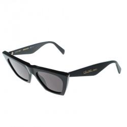 Celine Black CL41468/S Edge Cat Eye Sunglasses
