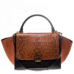 84a0b43ab796 Buy Pre-Loved Authentic Celine Exotic bags for Women Online