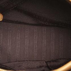 Celine Brown Smooth Leather Satchel Bag