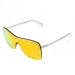 نظارة شمسية شانيل 4215 ايراين رانواي عاكسة حمراء وذهبية