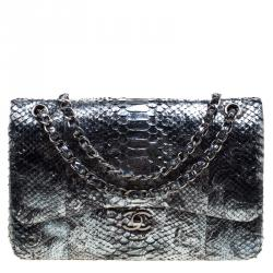 b877b64e2e4 Buy Pre-Loved Authentic Chanel Exotic bags for Women Online   TLC