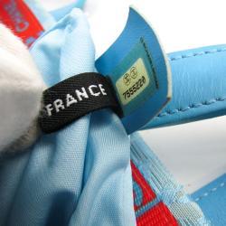 Chanel Blue Nylon New Travel Line Tote